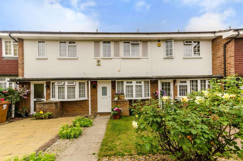 2 Bedrooms House for sale in Trent Way, Worcester Park, KT4