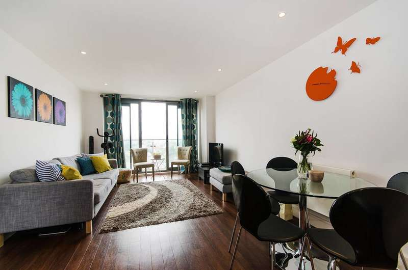 2 Bedrooms Flat for sale in High Road, Wembley, HA9