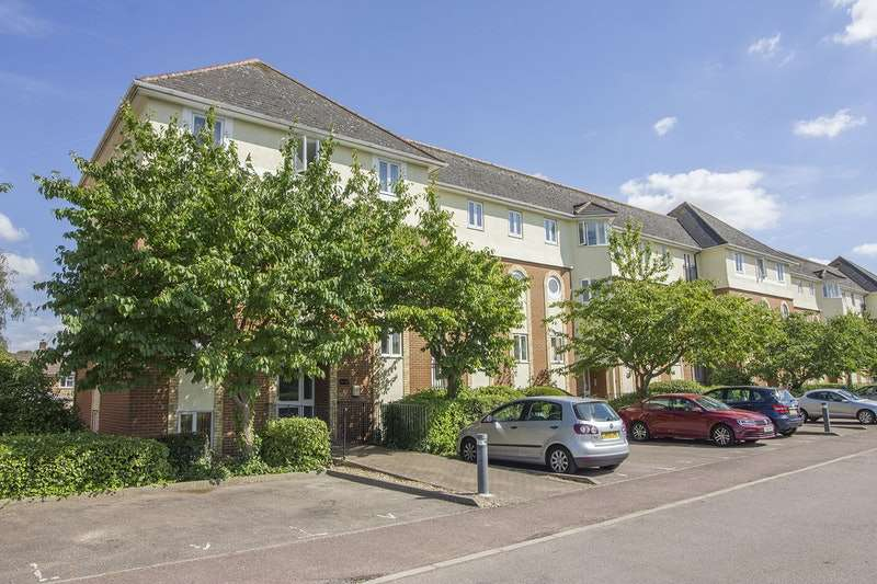2 Bedrooms Flat for sale in Walsingham Close, Hatfield, Hertfordshire, AL10