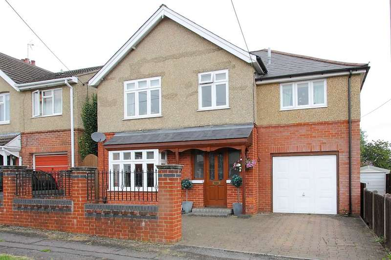4 Bedrooms Detached House for sale in Orchard Road, Andover