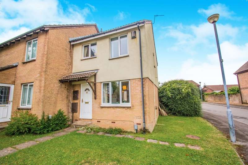 3 Bedrooms End Of Terrace House for sale in Tangmere Drive, Cardiff