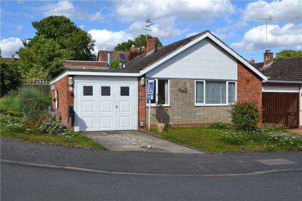 2 Bedrooms Detached Bungalow for sale in Milford Close, Allesley, Coventry, West Midlands