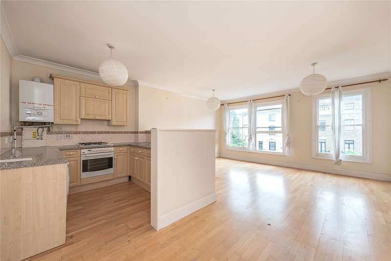 1 Bedroom Flat for sale in Fortess Road, London, NW5