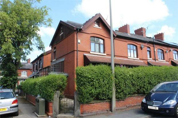5 Bedrooms End Of Terrace House for sale in East Park Road, Blackburn, Lancashire