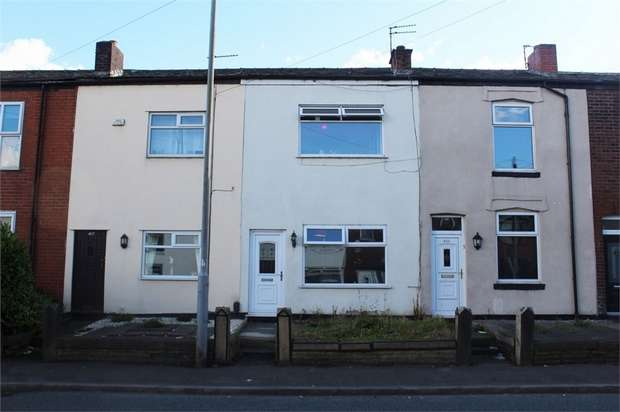 2 Bedrooms Terraced House for sale in Bolton Road, Radcliffe, Manchester, Lancashire
