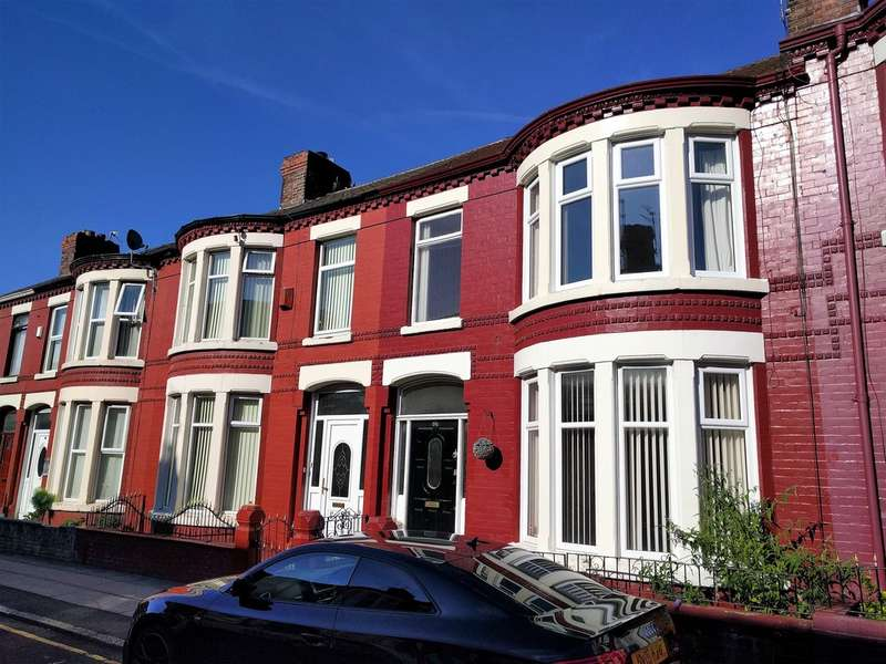 3 Bedrooms Terraced House for sale in Pemberton Road, Old Swan, Liverpool L13