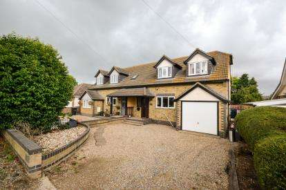 4 Bedrooms Semi Detached House for sale in St Lawrence, Southminster, Essex