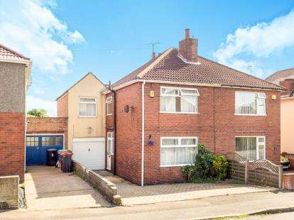 3 Bedrooms Semi Detached House for sale in Seagrave Avenue, Kirkby-In-Ashfield, Nottingham, Nottinghamshire