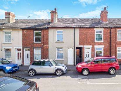2 Bedrooms End Of Terrace House for sale in Vernon Road, Kirkby-In-Ashfield, Nottingham, Nottinghamshire