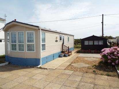 2 Bedrooms Mobile Home for sale in Heacham, King's Lynn, Norfolk