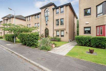 2 Bedrooms Flat for sale in Bellshaugh Gardens, Kelvinside