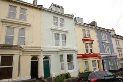 Flat for sale in West Hoe, Plymouth, Devon