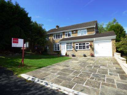 5 Bedrooms Detached House for sale in Hill View, Whaley Bridge, High Peak