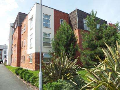 2 Bedrooms Flat for sale in Georgia Avenue, Manchester, Greater Manchester