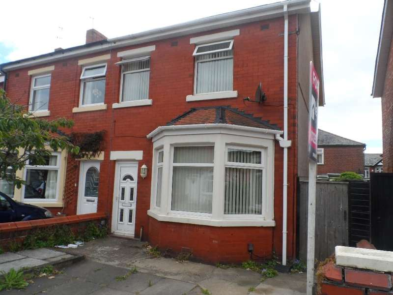 3 Bedrooms Property for sale in 18, Blackpool, FY4 2DJ