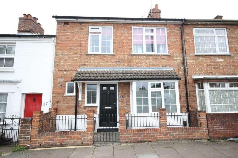 3 Bedrooms Terraced House for sale in Buckingham Road, Aylesbury