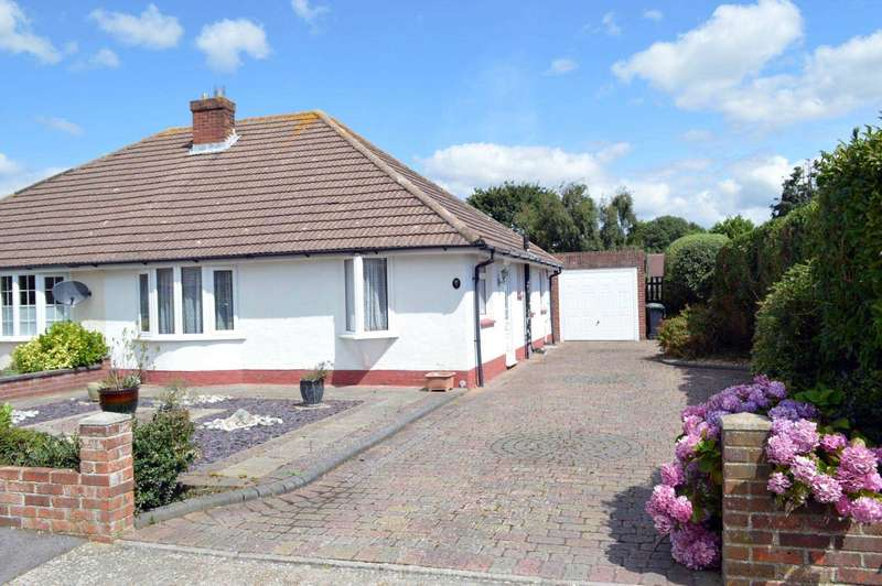 2 Bedrooms Semi Detached Bungalow for sale in Diana Close, Alverstoke