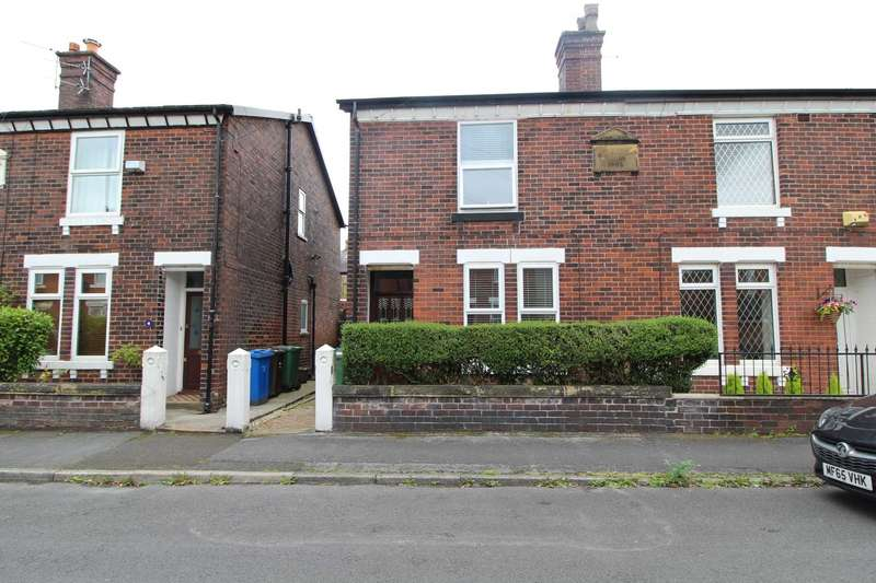 3 Bedrooms Terraced House for sale in Leach Street, Prestwich