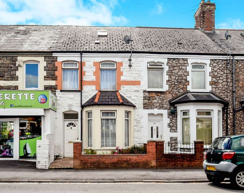 2 Bedrooms Terraced House for sale in Cowbridge Road East, Cardiff