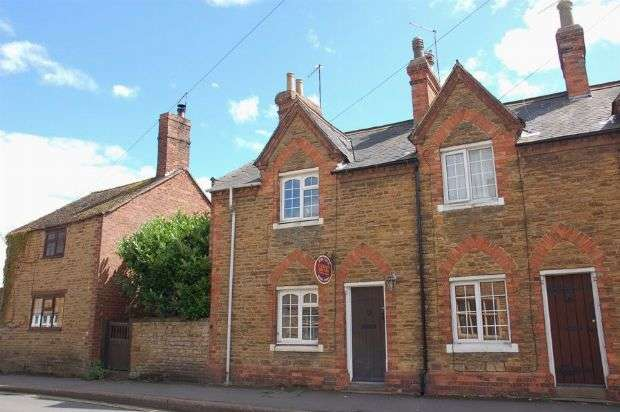 2 Bedrooms Cottage House for sale in West Street, Moulton, Northampton NN3 7SB
