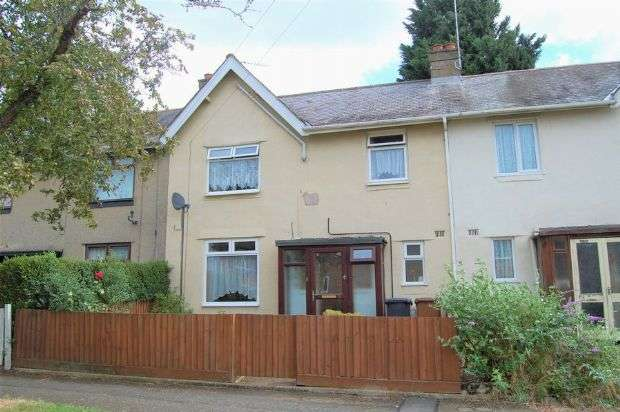 3 Bedrooms Terraced House for sale in Addison Road, Abington, Northampton NN3 2LL