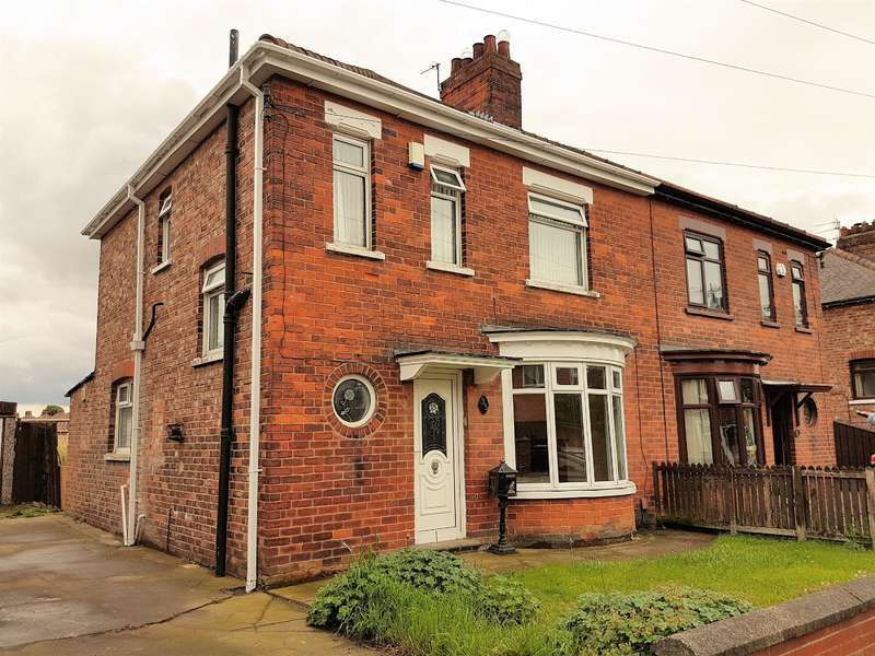 3 Bedrooms Semi Detached House for sale in Arlington Road, Tollesby, Middlesbrough, TS5 7RD