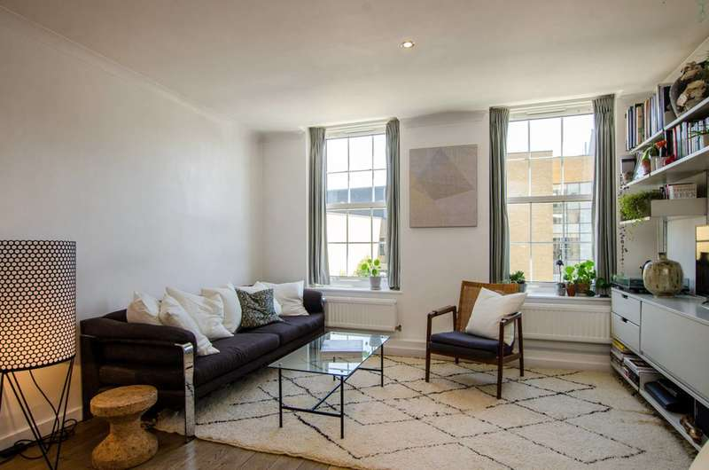 2 Bedrooms Flat for sale in George Row, Bermondsey, SE16