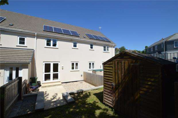 3 Bedrooms Terraced House for sale in Chi Lewis, St. Erth Hill, St. Erth, Hayle