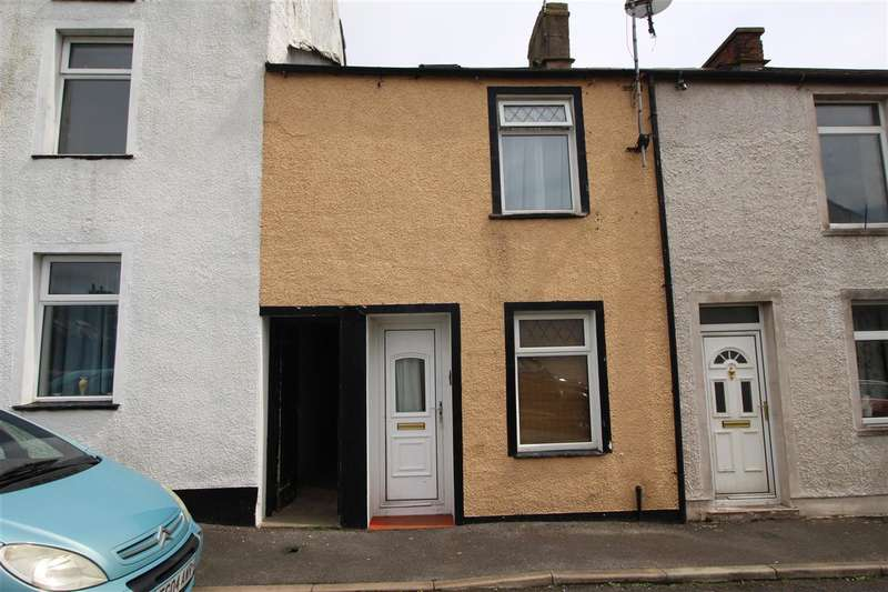 2 Bedrooms Terraced House for sale in Robinson Row, MILLOM