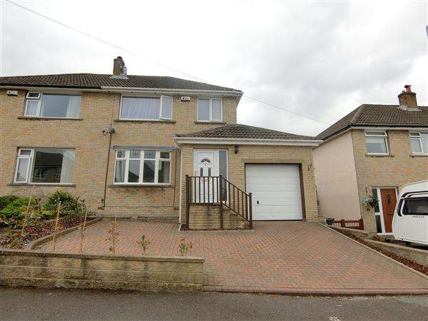 3 Bedrooms Semi Detached House for sale in Westcroft, Huddersfield