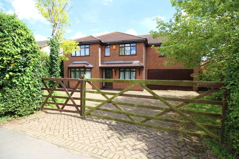 5 Bedrooms Detached House for sale in Hinckley Road, Dadlington, Nuneaton, CV13