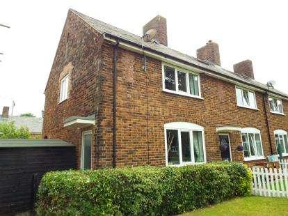 2 Bedrooms End Of Terrace House for sale in Green Lane Estate, Green Lane, Sealand, Deeside, CH5