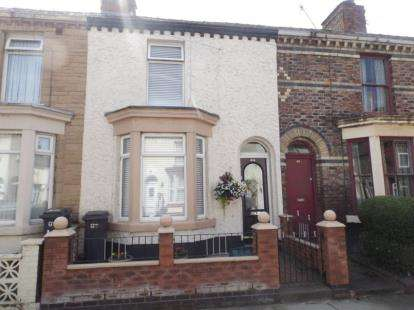 3 Bedrooms Terraced House for sale in Olivia Street, Bootle, Liverpool, Merseyside, L20