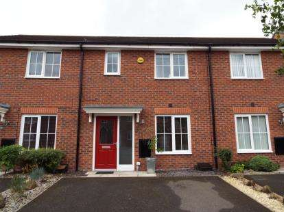 3 Bedrooms Terraced House for sale in Coleman Road, Brymbo, Wrexham, Wrecsam, LL11