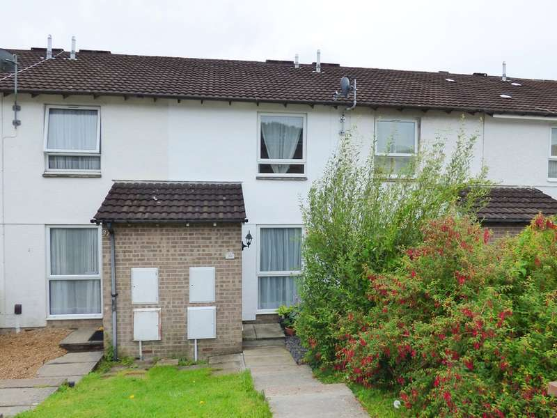 2 Bedrooms Terraced House for sale in Neal Close, Plympton