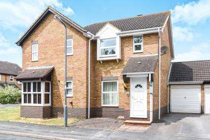 2 Bedrooms Semi Detached House for sale in St. Matthews Close, Evesham, Worcestershire, .