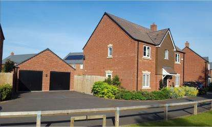 4 Bedrooms Detached House for sale in Macaulay Lane, Wellesbourne, Warwick
