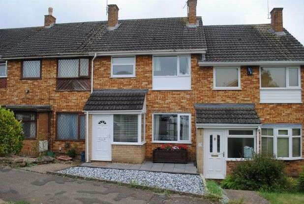 3 Bedrooms Terraced House for sale in Redland Drive, Kingsthorpe, Northampton NN2 8QE
