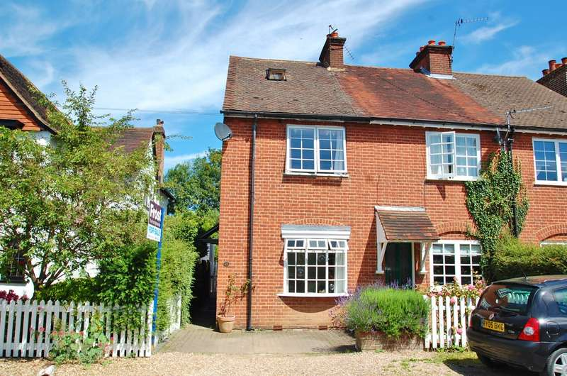 3 Bedrooms End Of Terrace House for sale in The Queensway, Gerrards Cross, SL9
