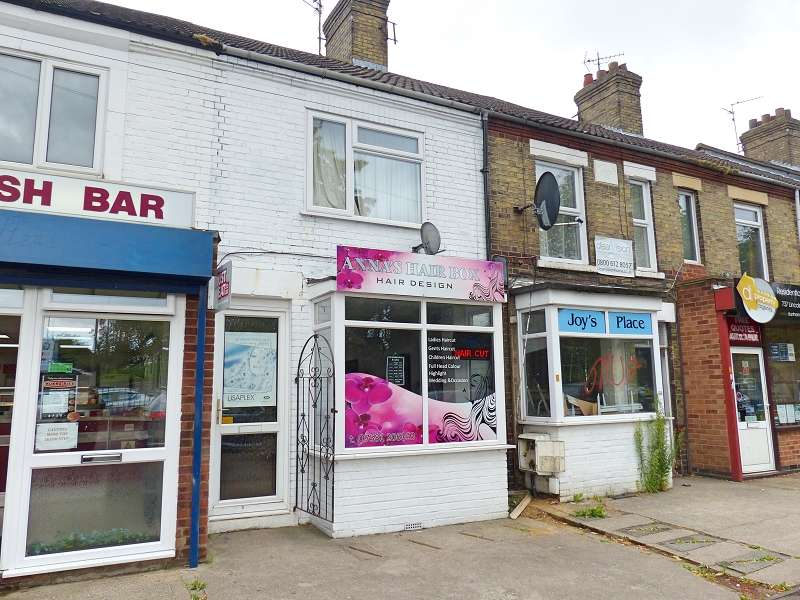 Shop Commercial for sale in Lincoln Road, Peterborough, Cambridgeshire. PE1 3HD