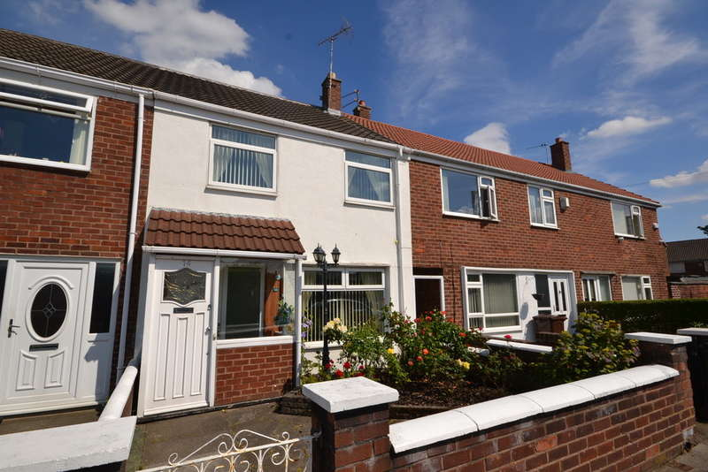 2 Bedrooms Terraced House for sale in Ford Lane, Bootle, Liverpool, L21
