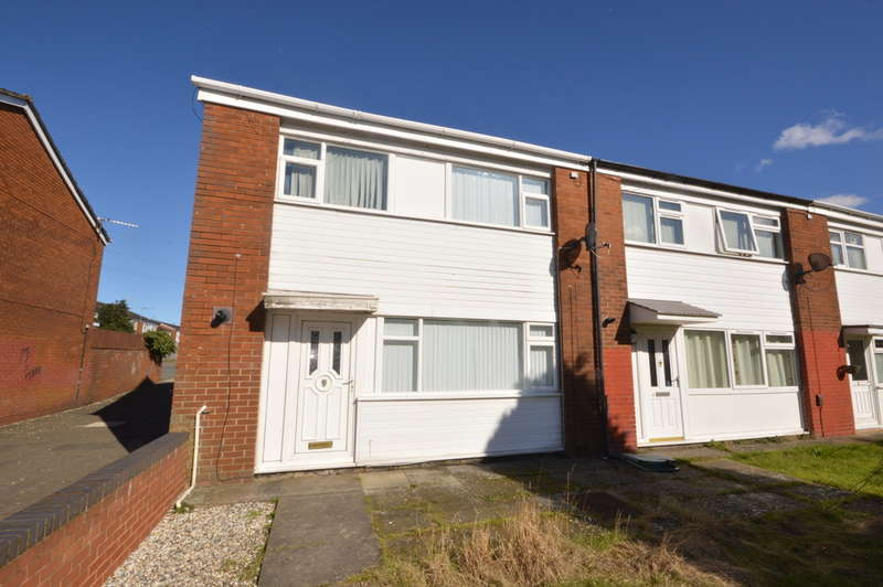 3 Bedrooms End Of Terrace House for sale in Fulwood Way, Litherland, Liverpool, L21