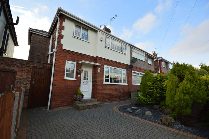 3 Bedrooms Semi Detached House for sale in Norman Road, Bootle, L20