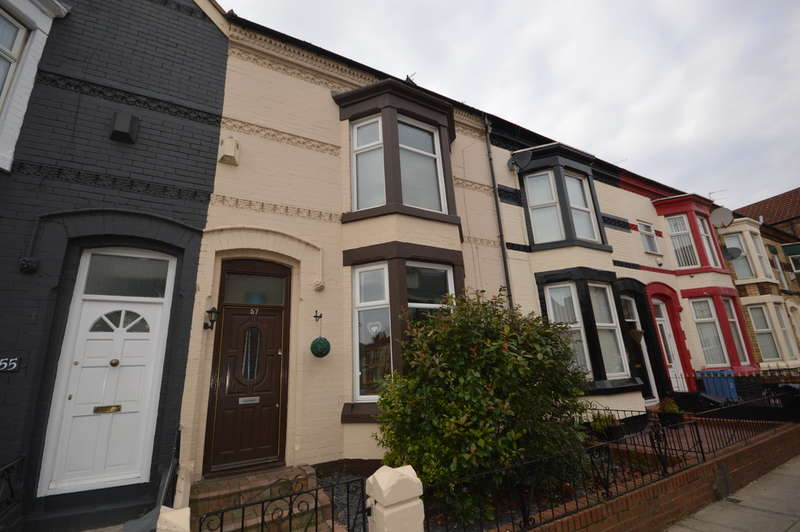 3 Bedrooms Terraced House for sale in Stuart Road, Liverpool, L4