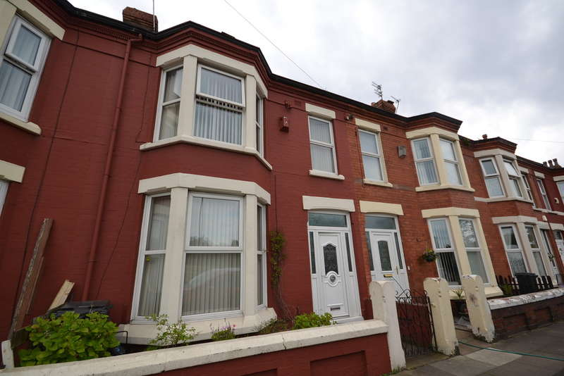 4 Bedrooms Terraced House for sale in Elm Drive, Litherland, Liverpool, L21
