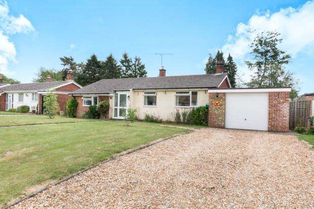 3 Bedrooms Bungalow for sale in Four Marks, Alton, Hampshire