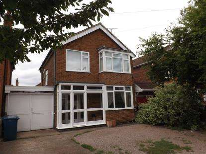 3 Bedrooms Detached House for sale in Grange Avenue, Ruddington, Nottingham, Nottinghamshire