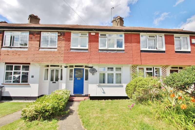 3 Bedrooms Terraced House for sale in Alpine Avenue, Surbiton