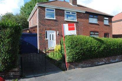 3 Bedrooms Semi Detached House for sale in Dorset Avenue, Cheadle Hulme, Cheadle, Greater Manchester