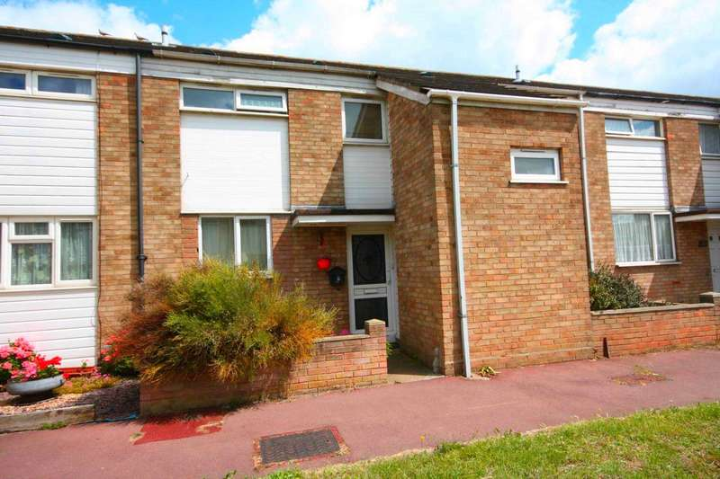4 Bedrooms Terraced House for sale in Ashanti Close, Shoeburyness